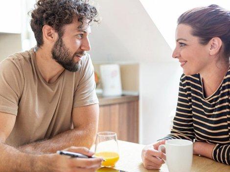 25 вопросов мужчине, которые сделают вас ближе. О чем спросить мужчину, чтобы хорошо и глубоко его узнать?