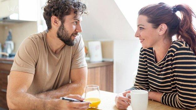25 вопросов мужчине, которые сделают вас ближе. О чем спросить мужчину, чтобы хорошо и глубоко его узнать? фото